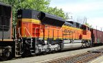 New Paint BNSF 9016